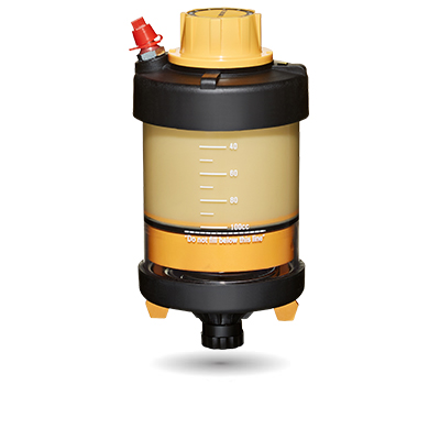 Advanced Spring Type Lubricator Pulsarlube S