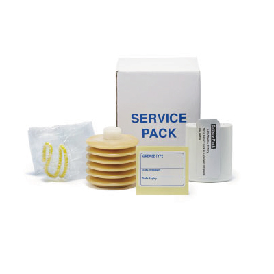 Lubricator Replaceable Service Packs Service Pack 60ml